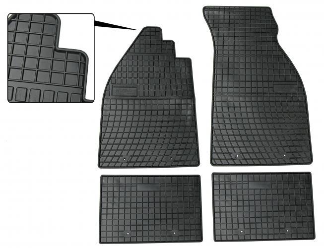 Rohože podlahy/pryž - Typ 1 (» 2003)