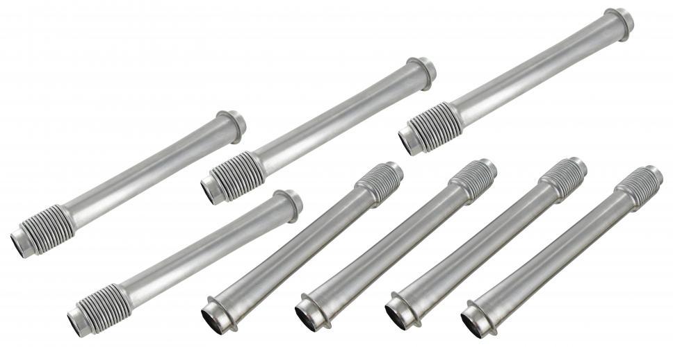 Trubky tyčky zdvihátka/set - Typ 1/3 motory (race)