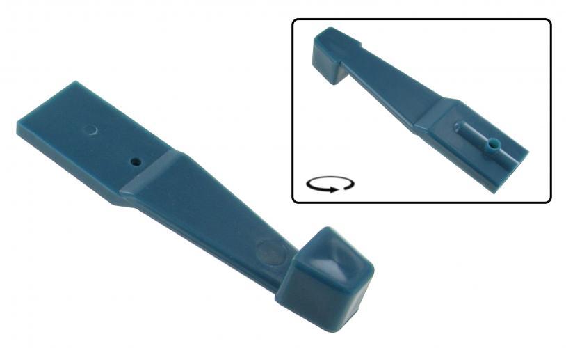 Páčka ovládání ventilace - Typ 2 (1972 » 79)