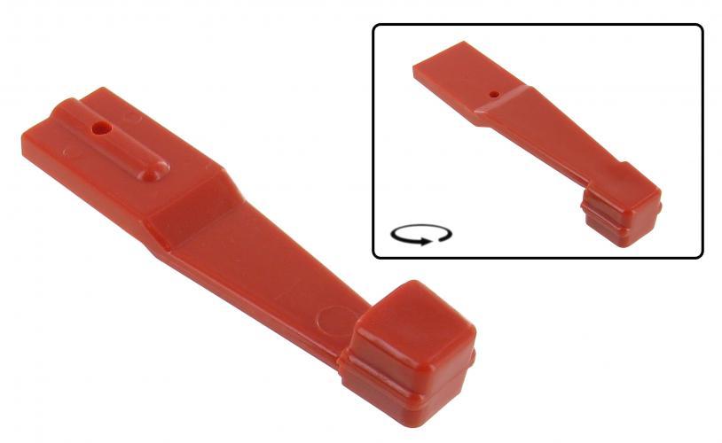 Páčka ovládání topení - Typ 2 (1972 » 79)