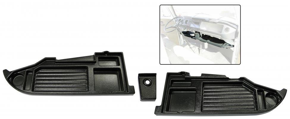 Přihrádka/černý plast - Typ 2 (1967 » 79)