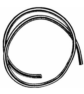 Hadice 3mm/ostřikovač čelního skla (1m)