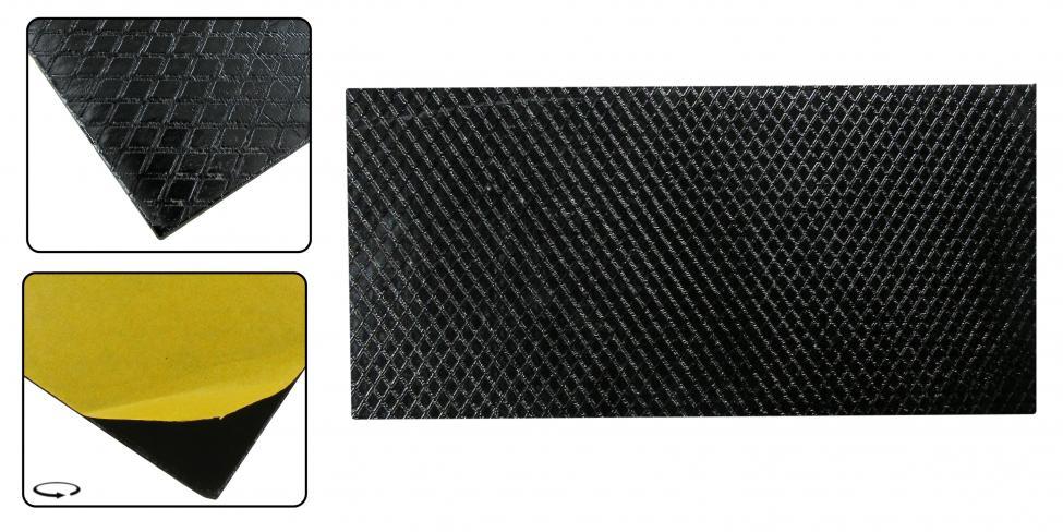 Panel Anti-vibrační/25x50cm (univerzál)