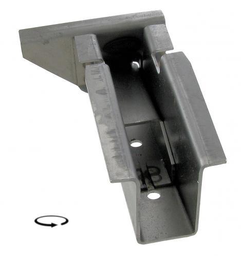 Držák pro hever OE/přední L - Typ 2 (1967 » 79)