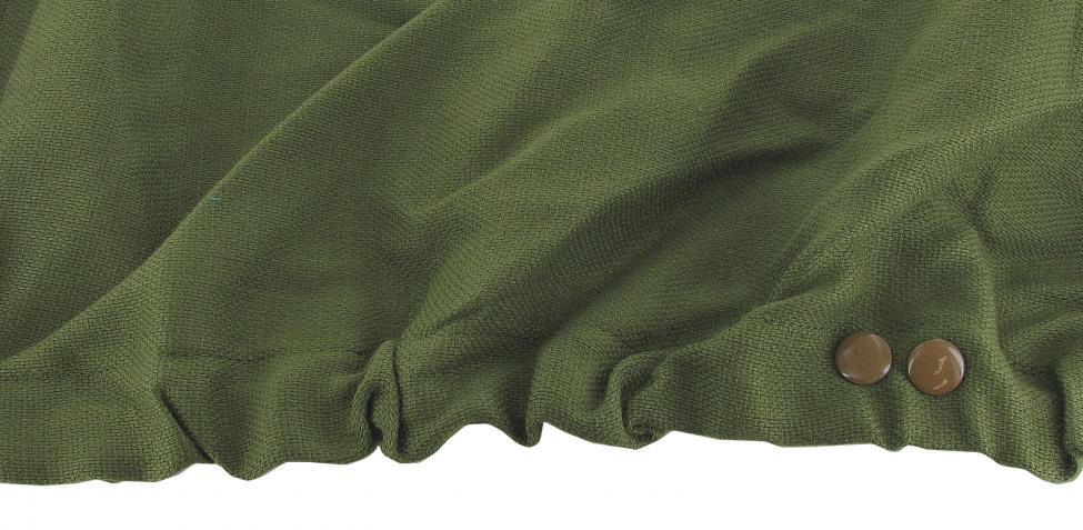 Záclonky zelené/10ks - Typ 2 Westfalia (1974 » 79)
