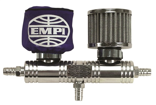 Trubice odvětrání motoru/kit - Typ (univerzál)