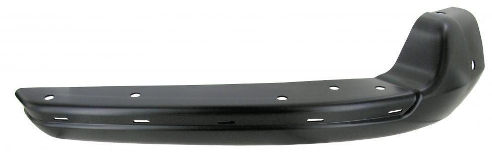 Nárazník přední/černý/boční P - Typ 2 (1967 » 72)