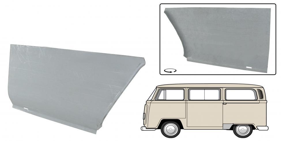 Blatník zadní/část přední L - Typ 2 (1967 » 72)