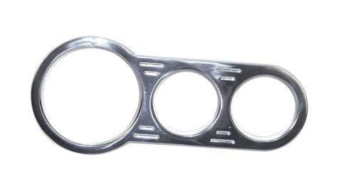 Konzole palubní desky/Alu (1V-2M)