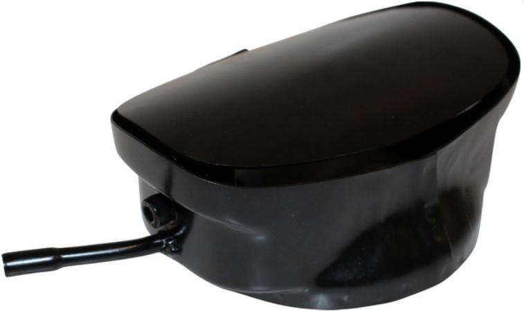 Držák/hrdlo nádrže paliva - Porsche 911 (1963 » 67)