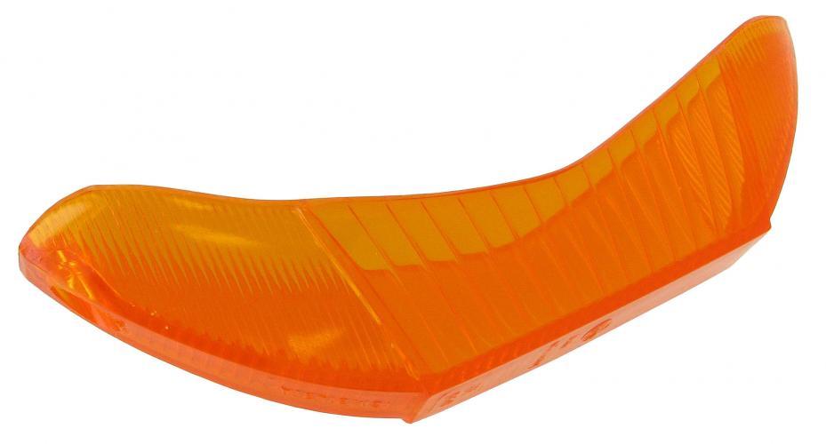 Sklo směrového světla oranžové/OE přední L/P - Typ 3 (1963 » 69)