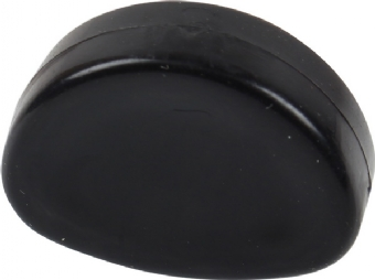 Knoflík černý/páčka topení - Porsche 911/914 (1963 » 85)