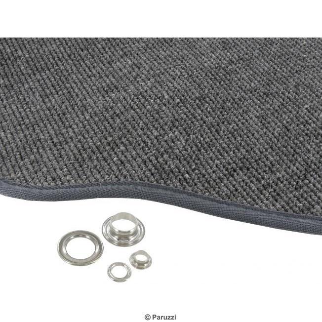 Koberce podlahy/šedé- Typ 1 (1955 » 68)