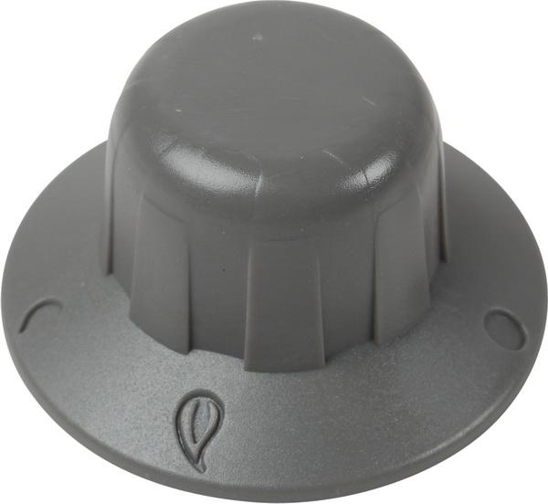 Knoflík plynového vařiče/šedý - Typ 25 Westfalia (1979 » 92)