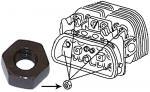 Matice M8mm/svorník hlavy motoru - Typ 1/3/CT/CZ/WBX motory (vše)