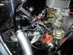 Kabely zapalovací černé/silikon - Typ 1 motor (» 1988)
