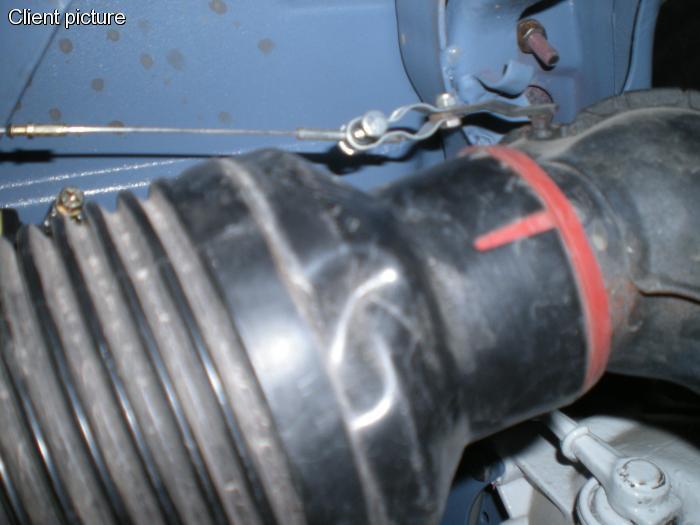 Držák struny topení/výměník tepla - Typ 1/2/3/4/25/181 (» 2003)