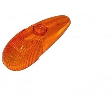 Sklo směrového světla OE/přední oranž - Typ 1 (1960 » 63)
