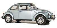 Cívka indukční/12V - Typ 1/2/3/14/25/181/Porsche 914 (1965 »)