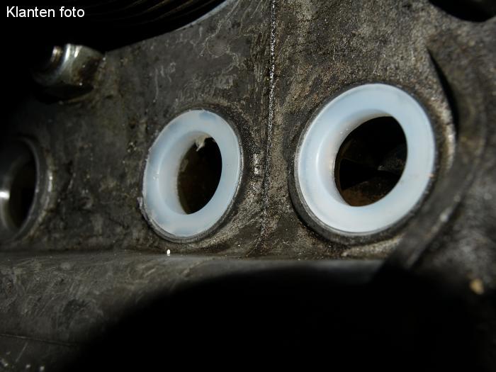 Těsnění trubky motoru/silikon - Typ 1/3/CT/CZ/WBX motory (1960 » 03)