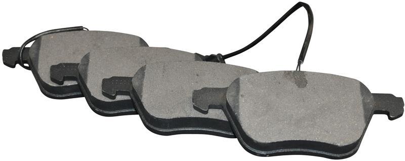 Destičky brzd/přední - Typ 4 (2000 » 03)