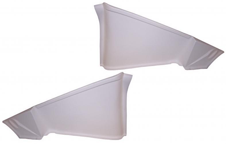 Kryty mechanismu střechy/vnitřní bílé - T.14 Cabrio (1969 »)