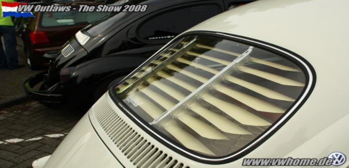 Žaluzie/zadní okno - Typ 1 (1957 » 64)
