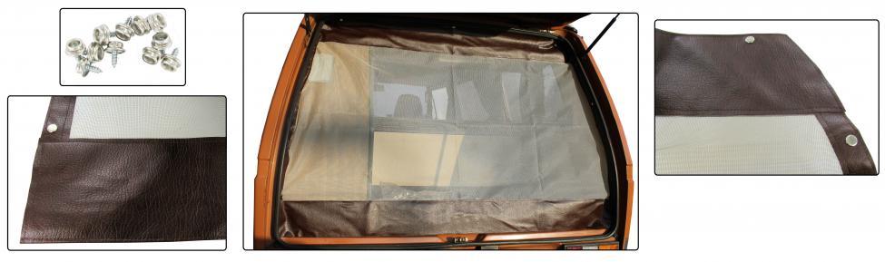 Moskytiéra bez zipu/zadní dveře - Typ 25 (1979 » 92)