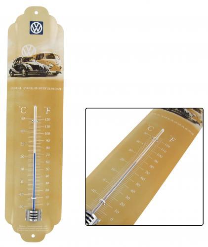 Teploměr Volkswagen °F/°C (28x7cm)