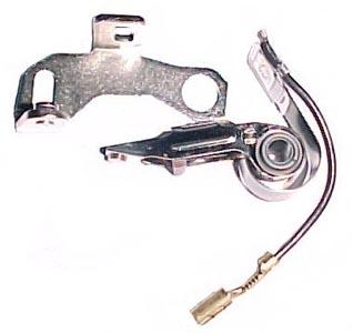 Kontakty zapalovací - Typ 1/3 motory (1960 » 68)