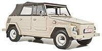 Sklo čelní/čiré - VW 181/183 Iltis (1969 » 88)
