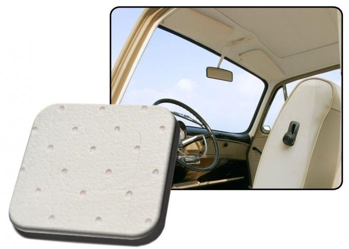 Čalounění stropu/střešní okno/bílý vinyl - Typ 3 (kombi)