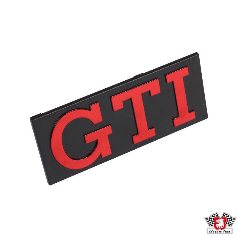 Znak GTI/přední - VW Golf/Jetta GTI (1976 » 83)