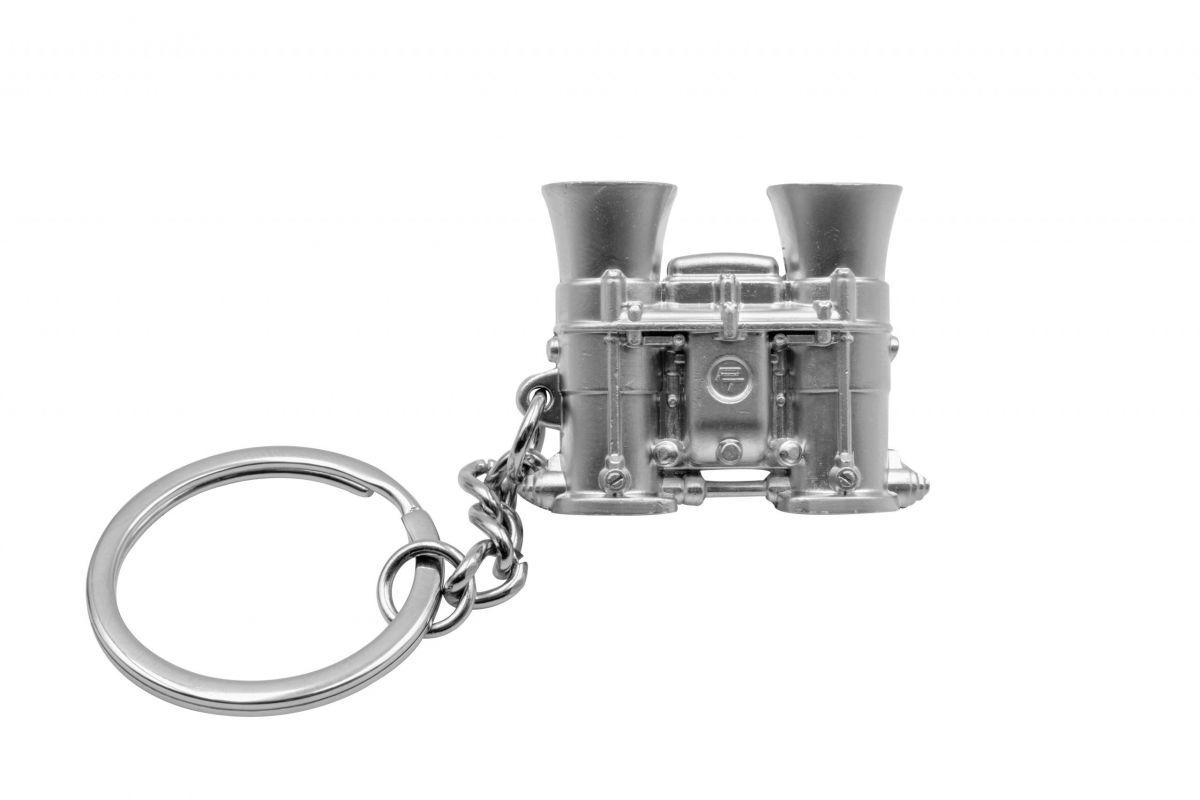 Přívěšek na klíče (chrom karburátor)