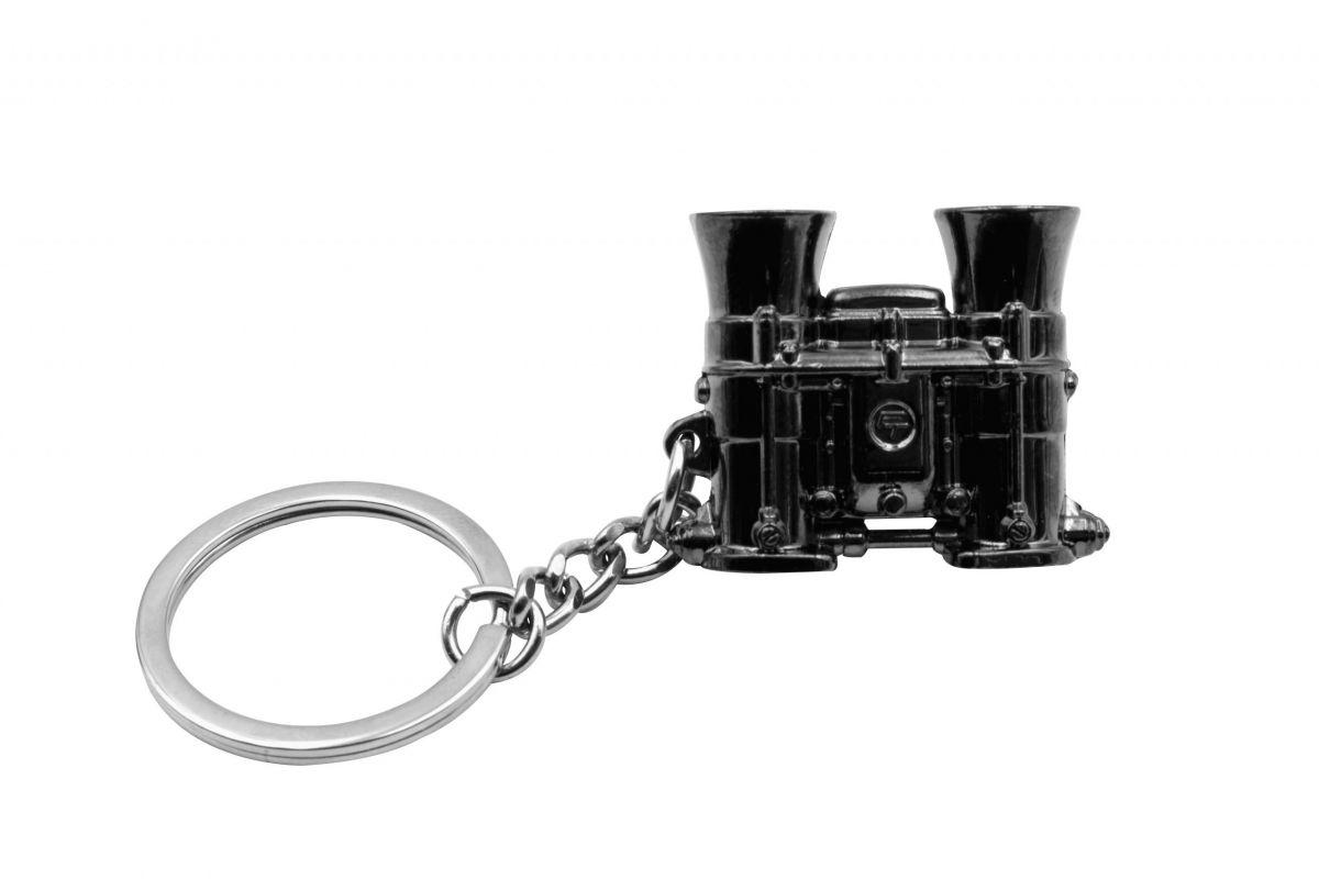 Přívěšek na klíče (černý karburátor)