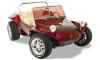 Opěrák/sedák sedadla/přední - T.1 Buggy/Baja(#7520)